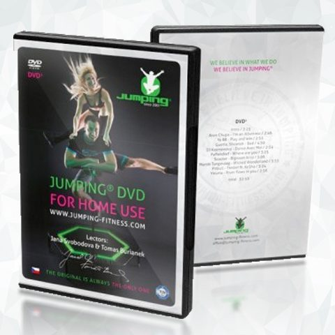 Jumping DVD nr.1 – For Home Use