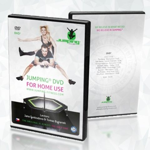 Jumping DVD nr.2 – For Home Use
