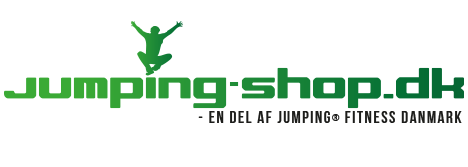 Jumping-shop logo